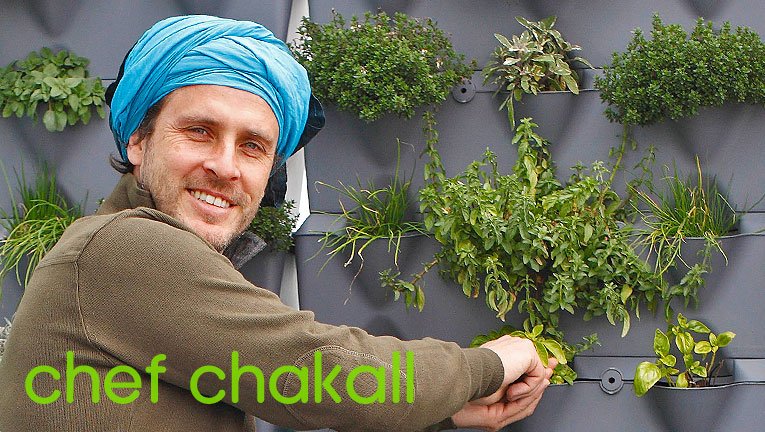 O Minigarden do Chef Chakall